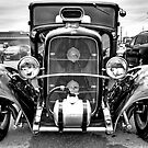B&W Hot Rod by Monte Morton