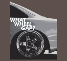 What Wheel Gap? by Yohann Paranavitana