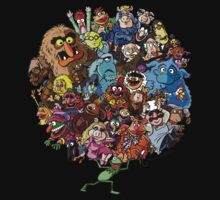 Muppets World of Friendship Kids Clothes