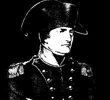 Emperor Napoleon Bonaparte  by warishellstore