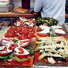 Sicilian Pizza by identit3a