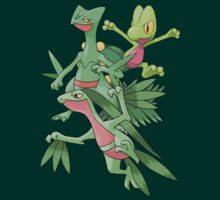 Treecko EVO by Stephen Dwyer