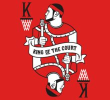 "VICTRS ""The King of Courts"" Kids Clothes"