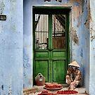 Street Vendor by Steve Lovegrove