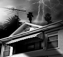 STORMY MONDAY by Larry Butterworth