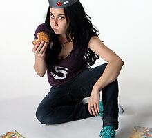 Comic Character Jughead  by photobylorne