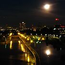 Moonlight on Mill City v.1 by shutterbug2010
