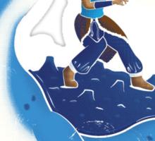 Team Water! Sticker
