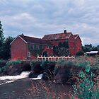 Durweston Mill in Dorset by delros