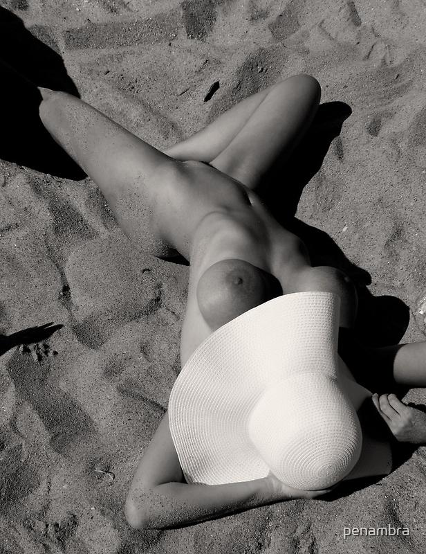 Very private beach III by penambra