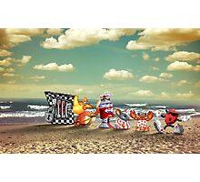 Cool Spot retro pixel art Photographic Print