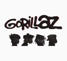 Gorillaz by VG colours