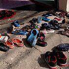 Flip Flops Outside, Kids Inside by Duane Bigsby