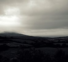 """"""" Low Cloud On Blackened Vales """" (Limited Edition Of 50) by Richard Couchman"""