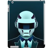 Daft Portrait 1 iPad Case/Skin