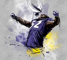 Ray Lewis     One Last Ride by TwoChaps