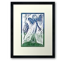 The Earth's Child Framed Print