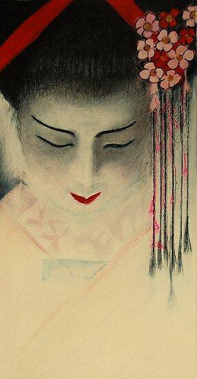 Cherry Blossom by Lynn Hughes