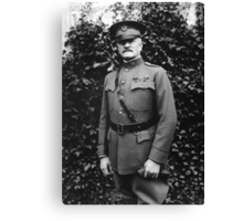 General John J. Pershing  Canvas Print