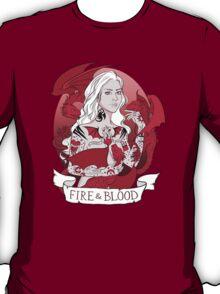 Fire & Blood T-Shirt
