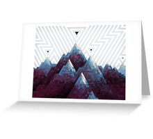 The Mountain Greeting Card