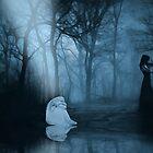 So Gone - Dark Fantasy Forest by Galen Valle