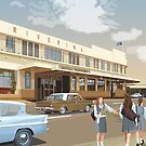 Riverina Hotel Hamilton by contourcreative