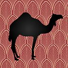 Art deco camel by jankoba