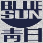 Blue Sun (original) by bubblemunki