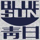 Blue Sun (original) by bubblemunki