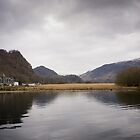 Derwent Water, English Lakes by paulwhittle