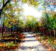 Autumn Walk 2  by AngieBraun