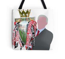 Sir Alex Ferguson Minimalist Tote Bag
