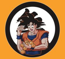 Goku: Why Can't I Hold All These Dragon Balls? by SiriusLee