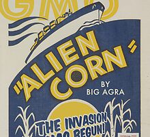 Alien Corn by thisisjoew