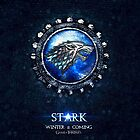 iPhone case - Stark ( Game Of Thrones ) - Apple iPhone case by beecase