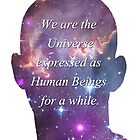 Human Beings - Universe by Peter Shugart