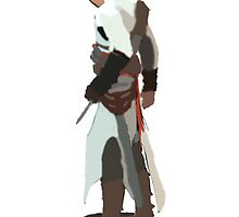 Faded Altair - Assassins Creed by GameBantz