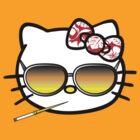 Hunter S. Kitty by azummo