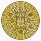Legends of the Hidden Calendar - Sticker by BabyJesus