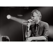 Matt Berninger The National Photographic Print