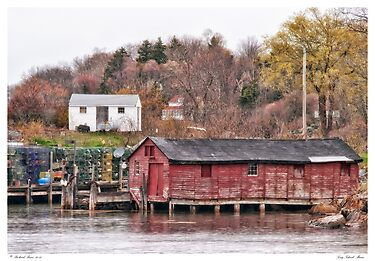 Long Island, Maine by Richard Bean