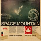 Space Mountain by homework