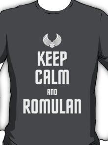 Keep Calm and Romulan T-Shirt