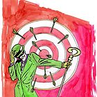 The Riddler by Michelle Rayner