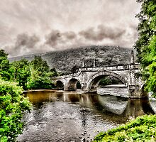 Wade's Bridge by fraser68