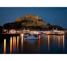 Gorey Harbour, Jersey Photographic Print