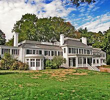 Long Island - Mansion by Kevin Durst