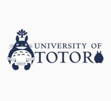 University of Totoro T-Shirt