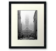 City Hall Framed Print